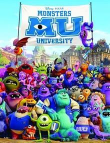 Sevimli Canavarlar Üniversitesi