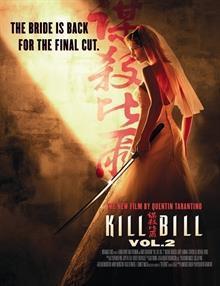 Kill Bill: Vol 2
