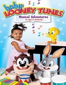 Sevimli Bebek Kahramanlar: Müzik Maceraları
