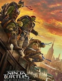 Ninja Kaplumbağalar: Gölgelerin İçinden