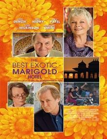 Marigold Oteli'nde Hayatımın Tatili