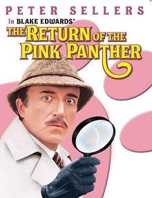 Pembe Panter'in Dönüşü
