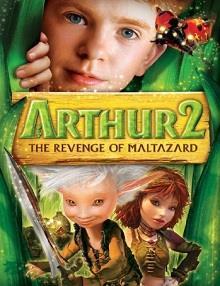 Arthur 2: Arthur ve Maltazard'ın İntikamı