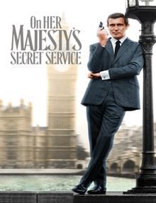 007 James Bond Kraliçenin Hizmetinde