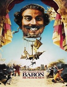 Baron Munchausen'in Maceraları