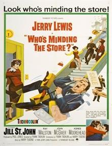 Jerry Lewis Aptal Tezgahtar