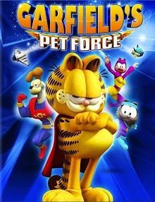 Garfield Süper Kahraman