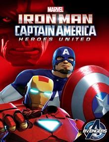 Demir Adam ve Kaptan Amerika: Kahramanlar Birliği