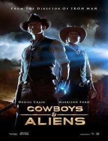 Kovboylar ve Uzaylılar