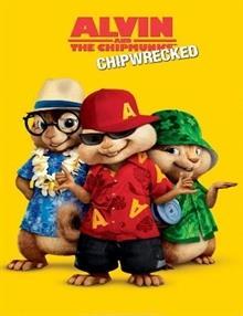 Alvin Ve Sincaplar 3: Eğlence.