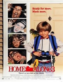 Evde Tek Başına 3