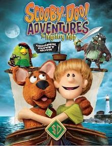 Scooby-Doo Maceraları: Gizemli Harita!