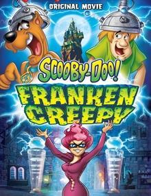 Scooby-Doo! Frankenstein'ın Laneti