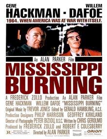 Mississippi Yanıyor