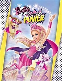 Barbie: Prensesin Süper Gücü