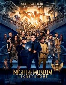 Müzede Bir Gece: Lahitteki Sır