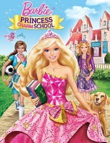 Barbie:Prenses Okulu