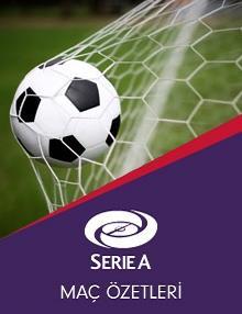 İtalya Serie A Haftanın Özetleri