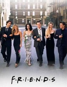 Chandler and Monica's Wedding