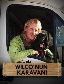 Wilco'nun Karavanı : Almanya'dan Türkiye'ye