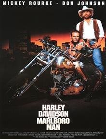 Harley Davidson ve Marlboro Man