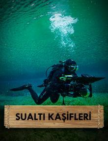 Sualtı Kaşifleri : Göl Keşfi : Sivas