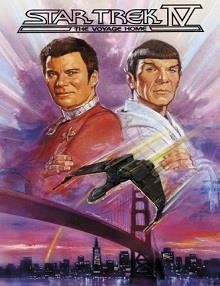 Uzay Yolu IV: Eve Yolculuk