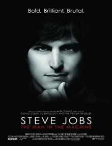 Steve Jobs Makinedeki Adam