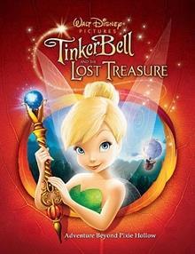 Tinker Bell ve Kayıp Hazine