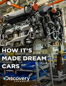 How It's Made: Dream Cars : Alfa Romeo 4c