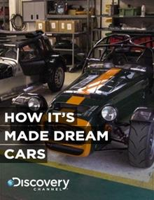 How It's Made: Dream Cars : Caterham Seven