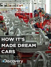 How It's Made: Dream Cars : Lucra Lc470