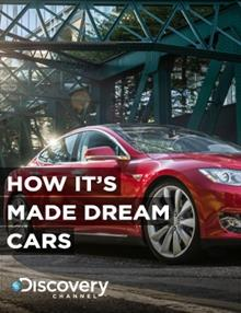 How It's Made: Dream Cars : Tesla Model S