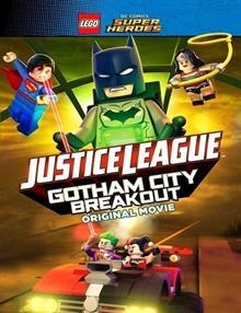 Adalet Birliği: Gotham Şehri Tatilde