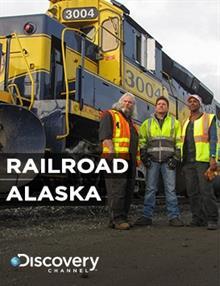 Railroad Alaska:Train From Hell