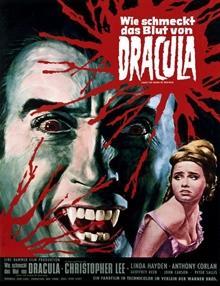 Dracula'nın Kanını Tat