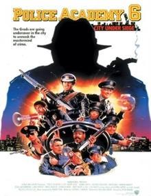 Polis Akademisi 6: Şehir Kuşatma Altında