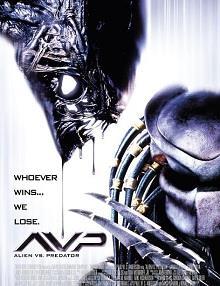Alien Predator'e Karşı