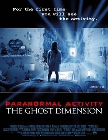 Paranormal Activity 5: Hayalet