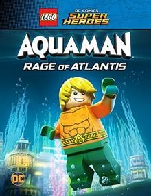 Lego Süper Kahramanlar: Aquaman-Atlantis'in Öfkesi