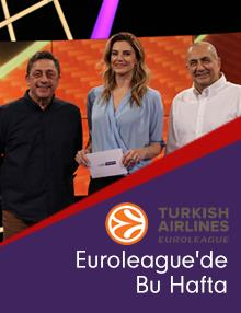 Turkish Airlines Euroleague'de Bu Hafta