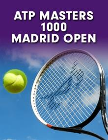 Atp Masters Madrid Open