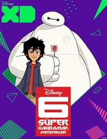 Big Hero 6 The Series