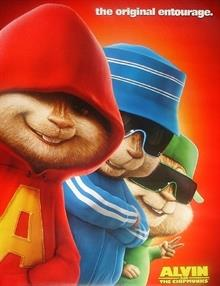 Alvin ve Chipmunks: Yol Macerası