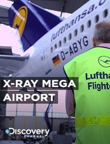X-Ray Mega Airport:Crossroads Of The World