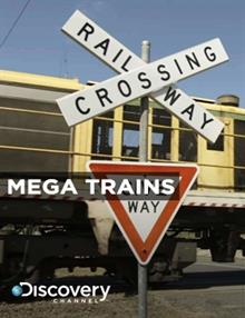 Mega Trains : Australia - The Sugar Cane Train