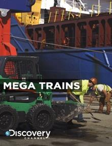 Mega Trains: Usa - Schnabel Car