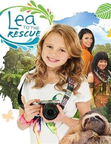 An American Girl : Lea To The Rescue