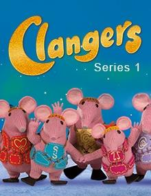 Clangers : The Flying Froglets