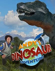 Andy's Dinosaur Adventures: Coleophysis and Fish